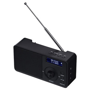 Camping Digital Radio DAB Stereo Bluetooth Speaker Music Play Outdoor Car Accessories Alarm Clock Wireless High Sensitivity FM