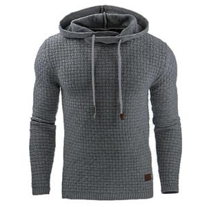 Mens Sweatshirt Hoodies Hip Hop Hoodies Male black Sticky fiber Men Slim Fit Men Basic pullover