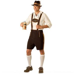 vKdF7 funcionamiento de la etapa adulta de los hombres German New fiesta de la cerveza alemana ropa del funcionamiento de la etapa adulta festival de la cerveza ropa ropa de hombre
