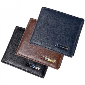 Men Smart Wallet Genuine Leather Anti theft GPS Locator Wallet Anti Lost Intelligent Bluetooth Purse Male Tracker