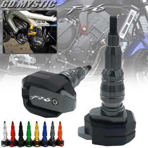 Frame Sliders Crash Protector For FZ6 N S Fazer FZ6N FZ6S 2004-2009 Motorcycle Accessories Bobbins Falling Protection