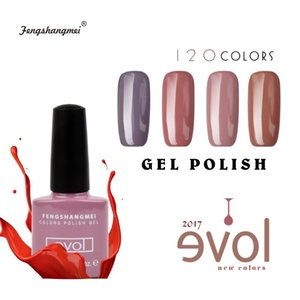 fengshangmei 8ml UV Gel Nail Polish Easy Colored DIY Semi-permanent Gel Varnish Popular Soak Off Enamels Gellak Lacquer