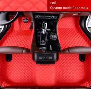 plancher de la voiture personnalisée Tapis appropriés pour Nissan Rogue / X-TRAIL 5 sièges 2008-2021