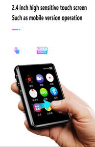 Портативный Bluetooth-плеер Полный экран смотреть Novel Radio E-Book Секундомер Видео IQQ-X62 с сенсорным Full Screen MP3 / MP4 Lossless Music