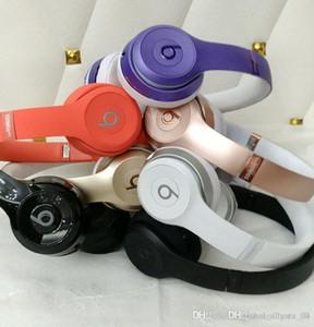 Prix pas cher Solo3 B Casque Sans Fil Bluetooth Spots avec micro casque serre-tête Mode casque sans fil ont 7 belles couleurs 06