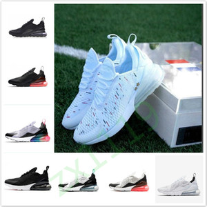 Men Shoes Black Triple White Cushion Womens Mens Sneakers Fashion Athletics Trainers Running Shoes size 36-45