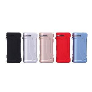 Com Mod Tópico Box Ecigs Vape Carrinhos bateria vaporizador Yocan Tensão Pro magnética para 650mAh Cartuchos Uni ajustável 100% 510 bbyaz