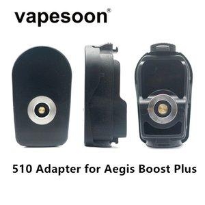 510 Konu Atomizer ile Geekvape Aegis Boost Artı Kiti Vape Pod e-Sigara DIY Bağlayıcı 510 Adaptör