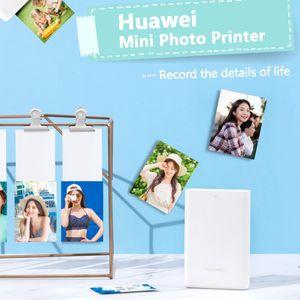 HUAWEI Zink CV80 Pocket Portable AR Photo Printer Blutooth 4.1 300dpi Mini Wireless Phone Photos Printer best seller