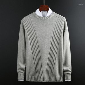 2019 New Fashion Brand Sweaters Men Pullover Hip Hop Slim Fit Jumpers Knitwear Jacquard Winter Korean Style Casual Mens Clothes1