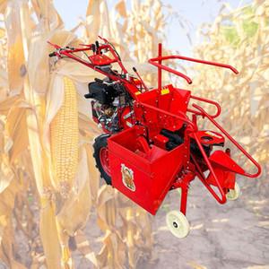 küçük mısır hasat makinesi / mini mısır çalışma harvestermost sıcak satış ve iyi kombine hasat 2020 sıcak mısır