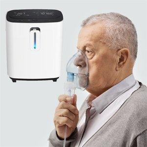 3L Oxygen Generator Household Oxygen Machine Small Elderly Pregnant Woman Intelligent Voice Double Supply Equipment