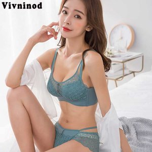 Women Ultra-thin Bralette Embroidery Lace Bra Sets Women Small Underwear Sets Comfortable and Breathable Large Size Lingerie Set