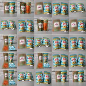 Up Taschen Gelato Peanut Qpseller Atem Trockenstandplatz für Taschen Smell Proof Sherbinskis Bacio Herb Mylar Butter Whbud Blumen Pouch Tccaf Verpackung