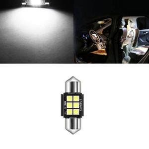10PCS 자동차 주도 빛 31mm의 36mm에서 39mm의 41mm 3030 개 6SMD 자동 램프 전구 실내 조명 외부 조명