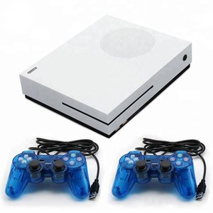 2018 HD Handheld Game Consoles 4GB TV Video Xgame Console Support HDMI TV Out Can Store 600 Games For GBA FC MD Games With Retail Box