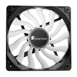 JONSBO 12020 PC Case Fan 120mm Silent Chassis Fan CPU Cooler 4Pin 3Pin Motherboard 3PIN Interface + Power D-type Interface