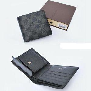 Designer new wallet men s short Korean version of the multi card fold crocodile pattern soft wallet fashion horizontal wallet male youth