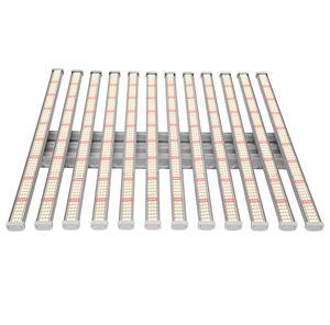 Dimming control 900w 12bar Full spectrum New design 960W spydr led grow light Samsung 2835 led grow light buyers
