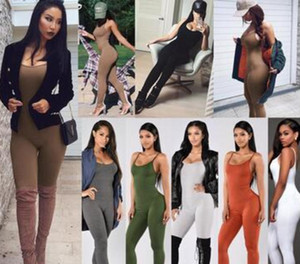 Women Suede Bodycon Bodysuit Rompers Womens Party Elegant Jumpsuit Sleeveless One Piece Sportswear Outfits Playsuit Ladies Onesies Clothing