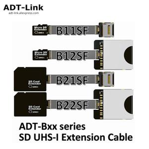 마이크로 TF 확장 케이블 마이크로 SD Extender는 SDHC SDXC UHS-I 전체 속도 안정 없음 FPC 카드 읽기 테스트 라인을 지원