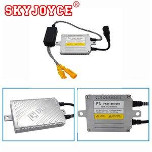 SKYJOYCE 35W DLT F3T HID Ballast Fast Bright Quick Start Original DLT F3T Xenon Ballast For Car Light Accessories 35W HID Kit