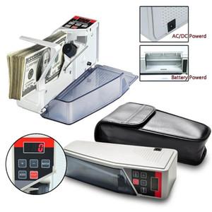 Money Counter pratico portatile per la maggior parte valuta Nota conteggio Bill bancomat UE-V40 finanziaria attrezzature EU Plug