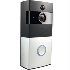 Smart Wifi Wireless Video Doorbell Mobile Monitoring Villa Home Ip Network Electronic Camera Lan Security Door Bell For Sale