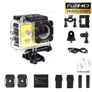 G22 1080P HD Съемка Водонепроницаемая цифровая камера видеокамера COMS SENSOR Широкоугольный объектив Kamera Camara Fotografica Prepension