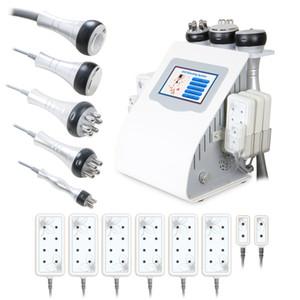 Beauty Salon Professional Radio Frequency Körper Vakuum Ultraschall Kavitation schlank Lipo-Laser-Maschine für Weight Loss