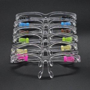 Cadre clair et transparent réutilisable protéction Visor Visage Goggle Visor anti-buée 5 jours Bouclier Visage Livraison xhhair gtHoG