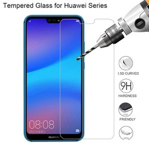 Screen Protector for Huawei P20 Lite P10 Plus 9H Film Cell Phone Glass on Huawei Honor 8 9 10 P9 Lite Tempered Glass for P20 Pro P10