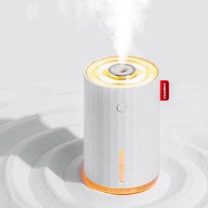 280ML Простой дизайн мини Увлажнитель H2O Романтичный свет Ультразвуковые USB Mist чайник электрический Арома диффузор Увлажнитель воздуха для нефти