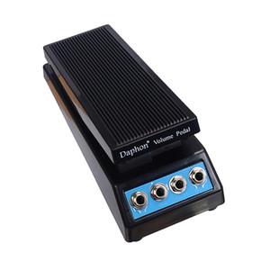 Гитара стерео педали громкости звука педаль DJ диапазон Влияние DF1511A инструмент Часть