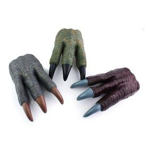 jouets pour enfants jouets gant animaux gants de griffes de dinosaures du Jurassique 2020 vente chaude cadeau Jouets éducatifs de l'enfant