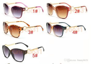 óculos de metal de Verão Mulheres ao ar livre adulto óculos de sol senhoras ciclismo de moda quente Preto Óculos meninas condução Sun Glasses A ++ frete grátis