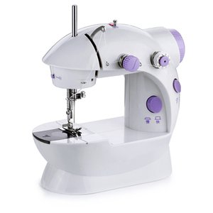 2020 Mini Portable Handheld sewing machines Stitch Sew needlework Cordless Clothes Fabrics Electrec Sewing Machine Stitch Set