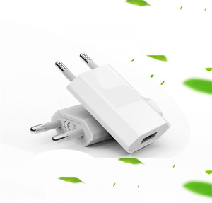 1200pcs 5V 1A EU US plug USB power Travel AC micro Wall Charger Adapter CE For IPhone samsung HTC LG