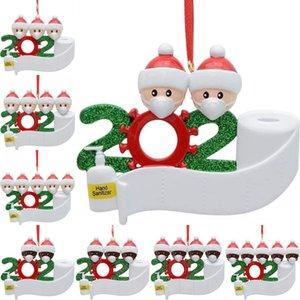 عيد الميلاد الحجر قلادة PVC DIY اسم الحجر الناجي دمية قلادة 2 3 4 5 أقنعة ملابس الدمية حلية DHA1458
