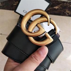 Herren Gürtel Luxus Pin Schnalle echte Leder Aufträge für Männer Designer Herren Gürtel Frauen Taille Aufträge freies Verschiffen A197oUY