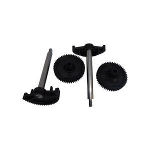 Bross BGE38 2 Sets 4 Pieces Throttle Body atuador engrenagem Repair Kit 13627838085, 13627834494, 13627834494 para BMW M3 M5 M6