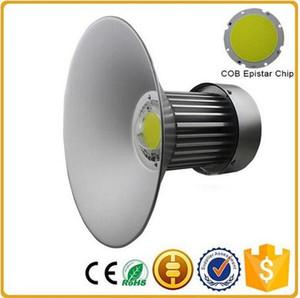 cgjxs Lumière LED haute baie Cob industriel LED haute baie X8 Station Lumières Canopy AC85 -265v 110lm / W Garantie 3 ans