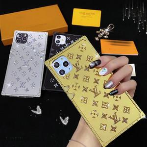 020 новый дизайн письмо бренд мобильный телефон случае для Iphone 11 11Pro макс XR XS макс X 7 7plus 8 8plus TPU мягкая сторона корпуса
