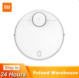 XIAOMI MIJIA Robot Vacuum Cleaner for Home Automatic Sweeping Dust Sterilize Smart Planned WIFI App Remote Control