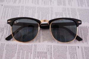 2020 Clubmasters Sun Glasses Classic Rays Sunglasses For Men Women Bans Brand Design Gafas Oculos de Sol Bands Sunglasses with box 3016