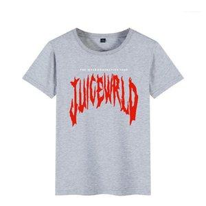 Mens Womens Clothes RIP Juice Wrld Summer Tshirt Short Sleeve Crew Neck Casual Print Tees