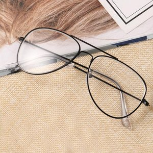 Ultra Light Fashion Metal Round Myopia Glasses Men Women Flexible Vintage Reading Glass Diopter -1 -1.5 -2 -2.5 -3 -3.5 -4 -5.0