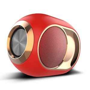 2020 new Stylish portable high-end Bluetooth speaker good quality audio wireless dual speakers best christmas gift speaker