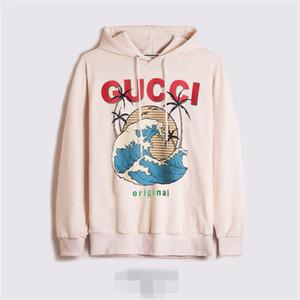 2020 Otoño Invierno Sudaderas venta caliente icono de la moda para hombre sudaderas con capucha de diseño Calentar divertido informal hip hop con capucha de los nuevos hombres del chándal