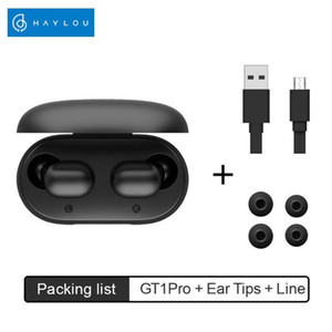 Xiaomiyoupin Haylou GT1 Pro Large Battery TWS Bluetooth Earphones Touch Control Wireless Headphones HD Stereo With Dual Mic Noise Isolation